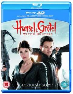 Movie - Hansel & Gretel:..  3 D