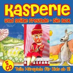 Audiobook - Kasperle & Seine Freunde