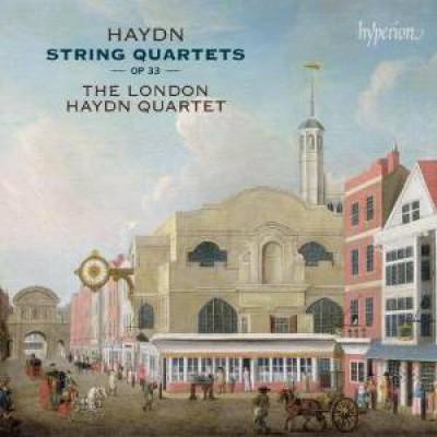 Haydn, J. - String Quartets Op.33