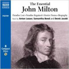 Audiobook - The Essential John Milton