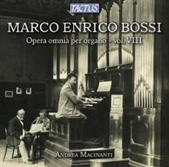 Bossi, M. E. - Opera Omnia Per Organo Vo