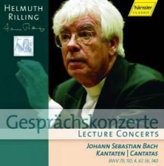 Bach, J.S. - Gesprachkonzerte Kantaten