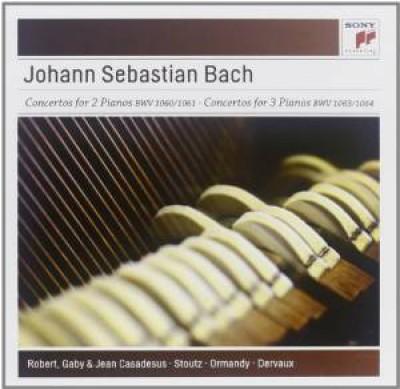 Bach, J.S. - Concertos For 2 & 3 Piano