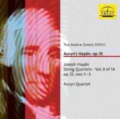Haydn, J. - String Quartets Op.55 No.