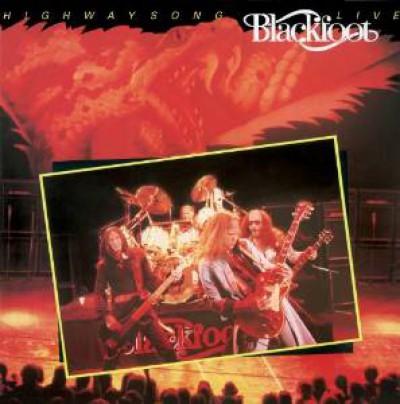 Blackfoot - Highway Song..  Coll. Ed