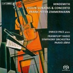 Hindemith, P. - Violinkonzert Und Violins