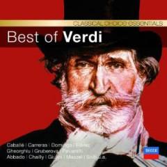 Verdi, G. - Best Of Verdi