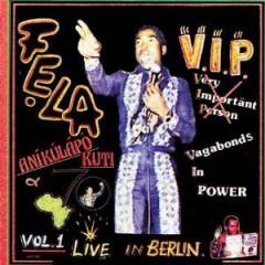 Kuti, Fela - Vip/Authority Stealing (R