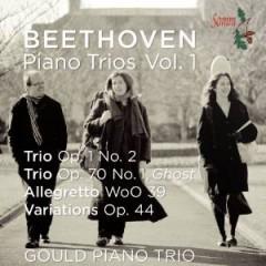 Beethoven, L. Van - Piano Trios Vol.1