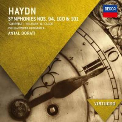 Haydn, J. - Symphonies No.94,100 & 10