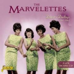 Marvelettes - Detroit's Darlings'61 '62