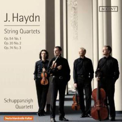Haydn, J. - Streichquartette