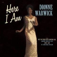 Warwick, Dionne - Here I Am  Jap Card