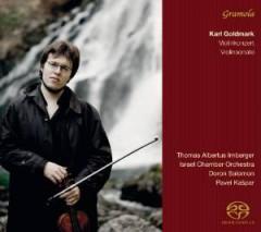 Goldmark, K. - Violinkonzert/Violinsonat