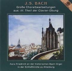 Bach, J.S. - Grosse Choralbearbeitunge