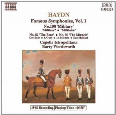 Haydn, J. - Famous Symphonies Vol.1