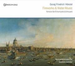 Handel, G.F. - Fireworks & Water Music