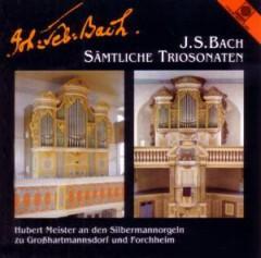 Bach, J.S. - Samtliche Triosonaten..