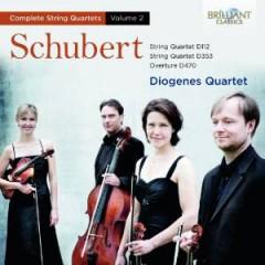 Schubert, F. - Complete String Quartets