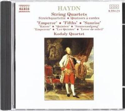 Haydn, J. - String Quartets (Emperor