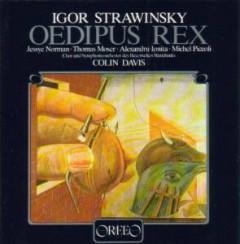 Stravinsky, I. - Oedipus Rex