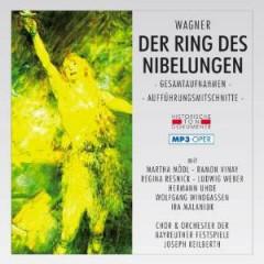 Wagner, R. - Der Ring Des Nibelungen M
