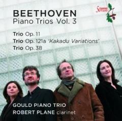 Beethoven, L. Van - Piano Trios Vol.3