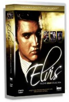 Presley, Elvis - Elvis   The Dvd Gold..