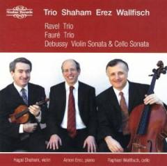 Ravel/Faure/Debussy - Piano Trios & Sonatas