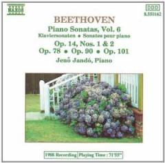 Beethoven, L. Van - Piano Sonatas 9,10,24,27