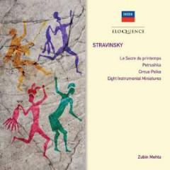 Stravinsky, I. - Petrushka (1947 Version);