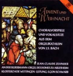 Bach, J.S. - Advent Und Weihnacht