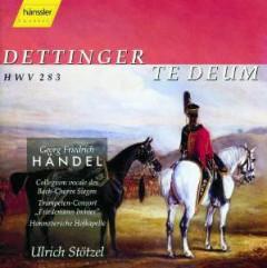 Handel, G.F. - Dettinger Te Deum Hwv 283