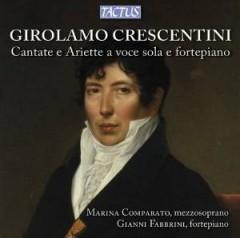 Crescentini, G. - Cantate E Ariette A Voce