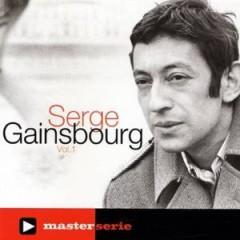 Gainsbourg, Serge - Master Serie Vol.1