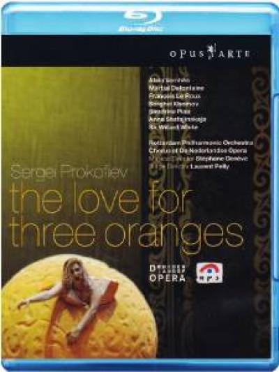 Prokofiev, S. - Love For Three Oranges