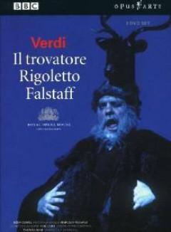 Verdi, G. - Falstaff/Il Trovatore/Rig