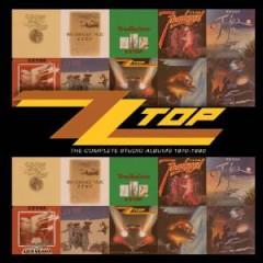 ZZ Top - Complete Studio Albums..