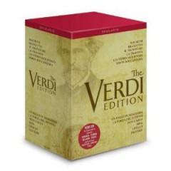 Verdi, G. - The Verdi Edition