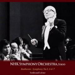 Beethoven, L. Van - Symphonies No.5 7