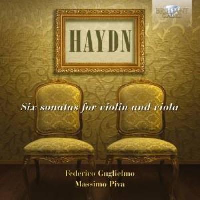 Haydn, J. - Six Sonatas For Violin &