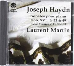 Haydn, J. - Klaviersonaten 13, 38, 59