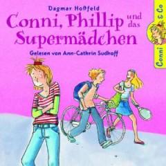 Audiobook - Conni, Phillip & Das..