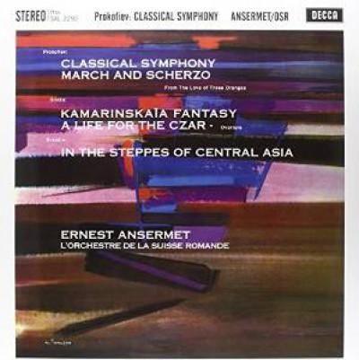 Prokofiev, S. - Classical Symphony