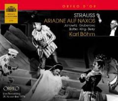 Karl Böhm - Strauss: Ariadne auf Naxos