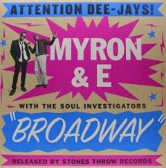 Myron E - Broadway