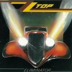 ZZ Top - Eliminator  Jap Card