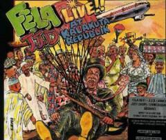 Kuti, Fela - Johnny Just Drop/Unnecess
