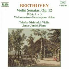 Beethoven, L. Van - Violin Sonatas Op.12 Nos