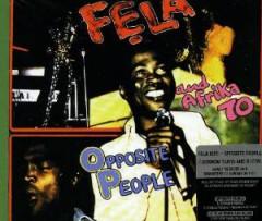 Kuti, Fela - Opposite People/Sorrow Te